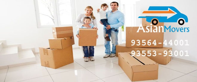packers and movers tagore garden